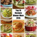 Top 10 Healthy Recipes – 2015 Edition