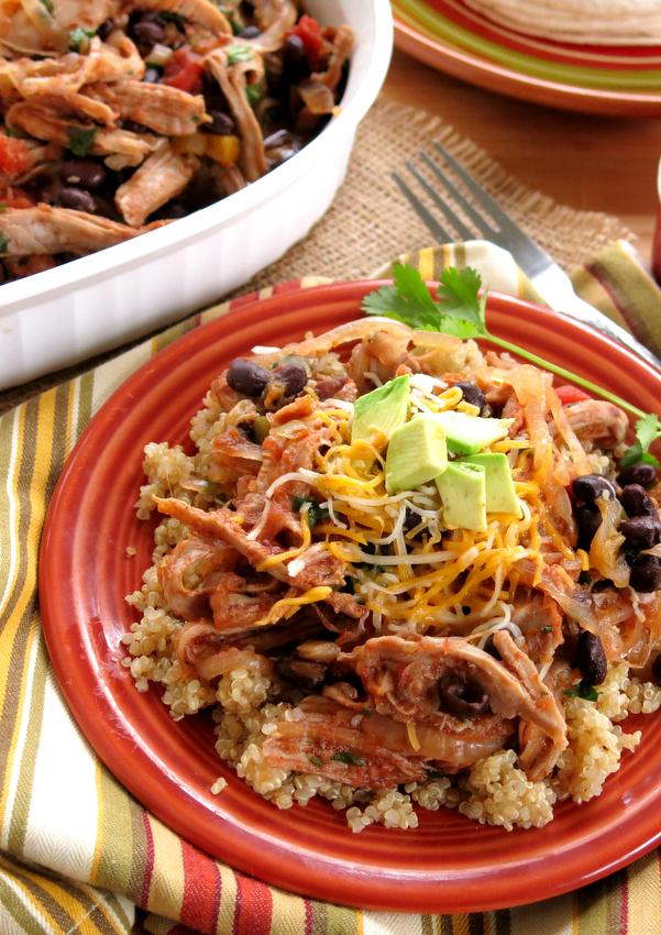 Slow Cooker Salsa Pork Tenderloin Recipe