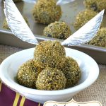 Golden Snitch Truffle Pinterest