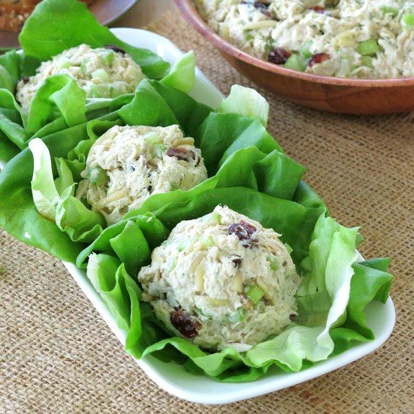 Crock Pot Tarragn Chicken Salad Recipe