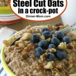 Healthy Steel Cut Oats Pinterest