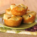 Mini Beef Pot Pies with Crescent Rolls Recipe