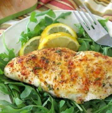 Baked Lemon Pepper Chicken Recipe