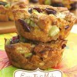 Stuffing Muffin Pin
