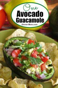 One Avocado Guacamole Pin