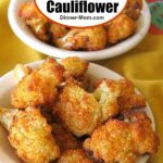 Roasted Parmesan Cauliflower Pin