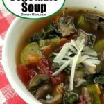 The Best Vegetable Soup Pin