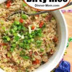 Easy Dirty Rice Pin
