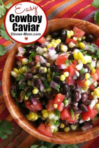 Easy Cowboy Caviar Pin