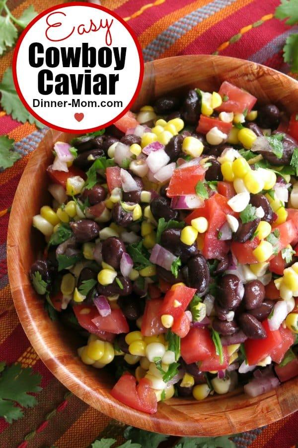 Easy Cowboy Caviar Pin