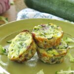 Zucchini Egg Muffins Recipe – Just 4 Ingredients!