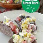 Mexican Street Corn Dip Pin