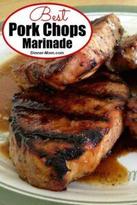 Best Pork Chops Marinade Pinterest