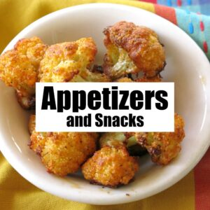 Appetizers/Snacks