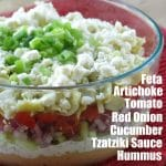 Greek Layer Dip Pin