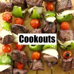 Cookout Recipes